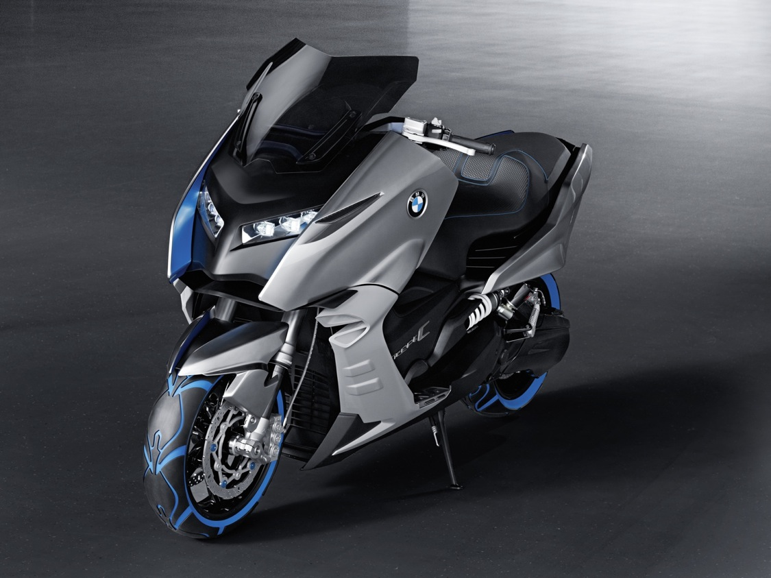 2019 Bmw Scooter C Concept Car Photos Catalog 2019