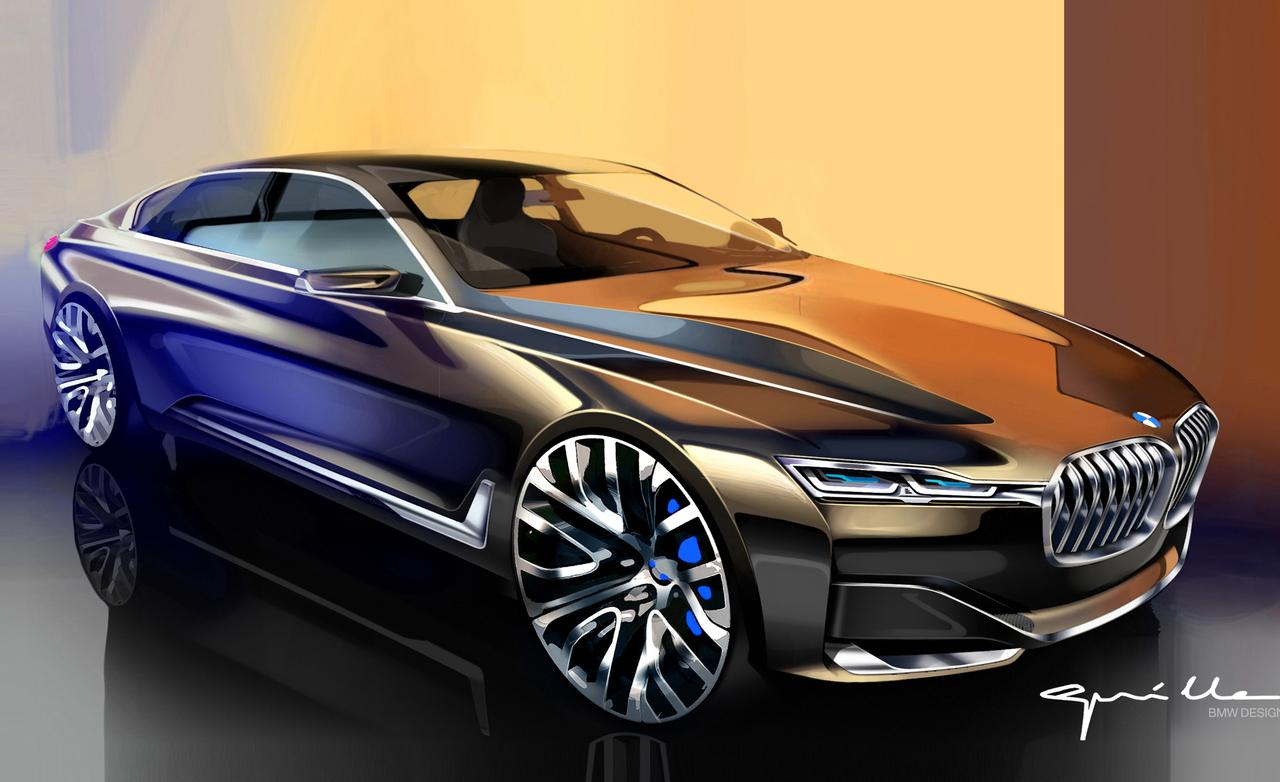 2019 BMW Vision Future Luxury Concept photo - 3