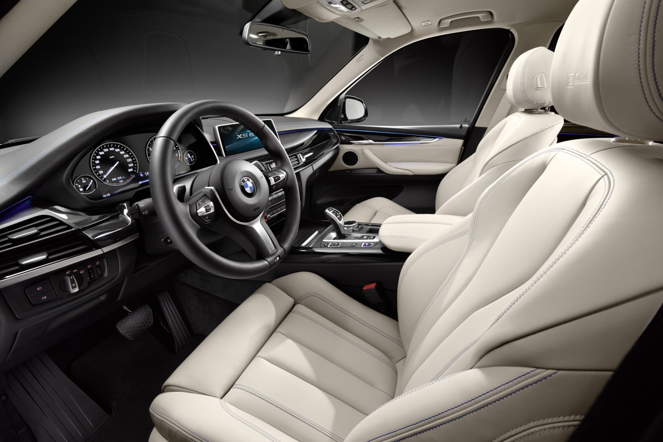 2019 BMW X5 eDrive Concept photo - 3