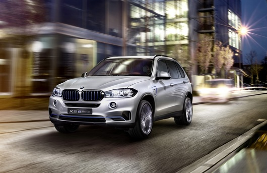 2019 BMW X5 eDrive Concept photo - 6