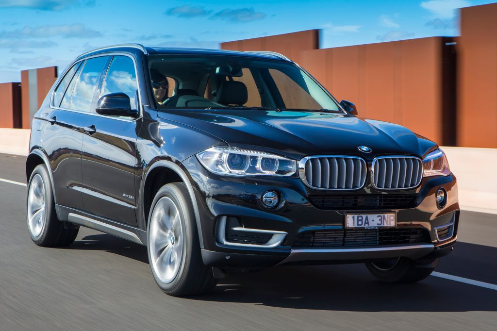 2019 Bmw X5 M50d Car Photos Catalog 2018