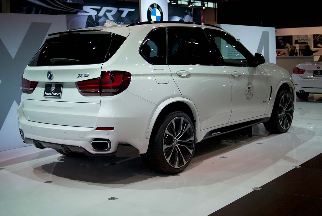 2019 BMW X5 with M Performance Parts photo - 2