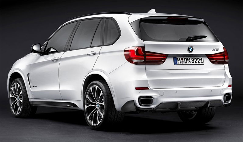 2019 BMW X5 with M Performance Parts photo - 5