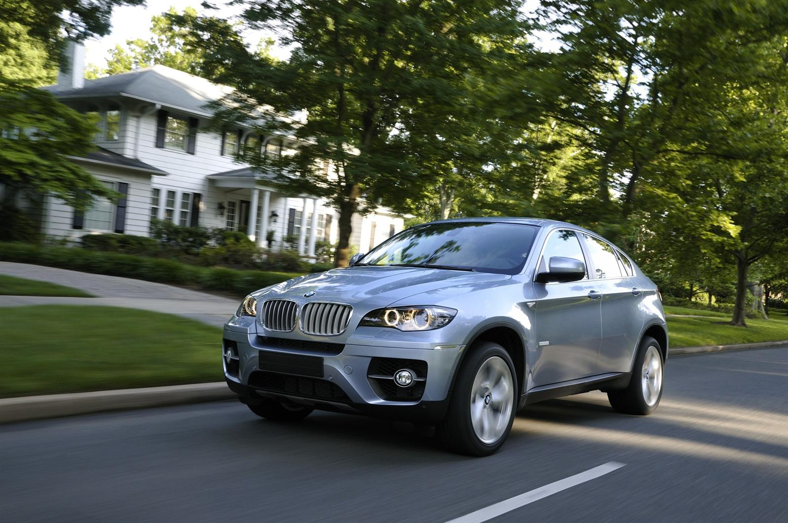 2019 BMW X6 ActiveHybrid Concept photo - 2