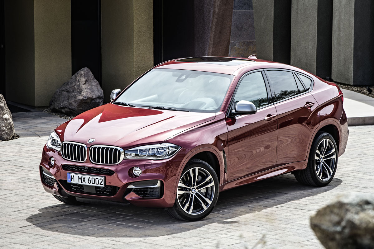 2019 BMW X6 UK Version photo - 4