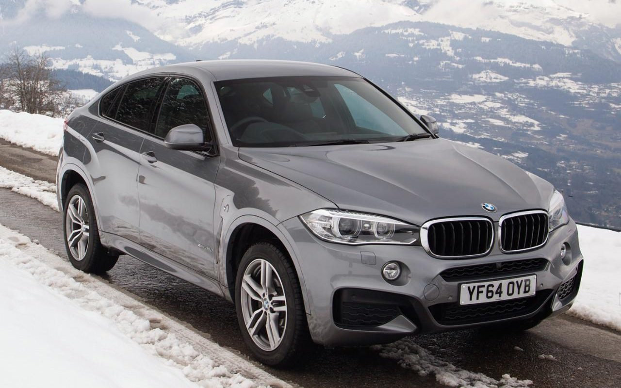 2019 BMW X6 UK Version photo - 6