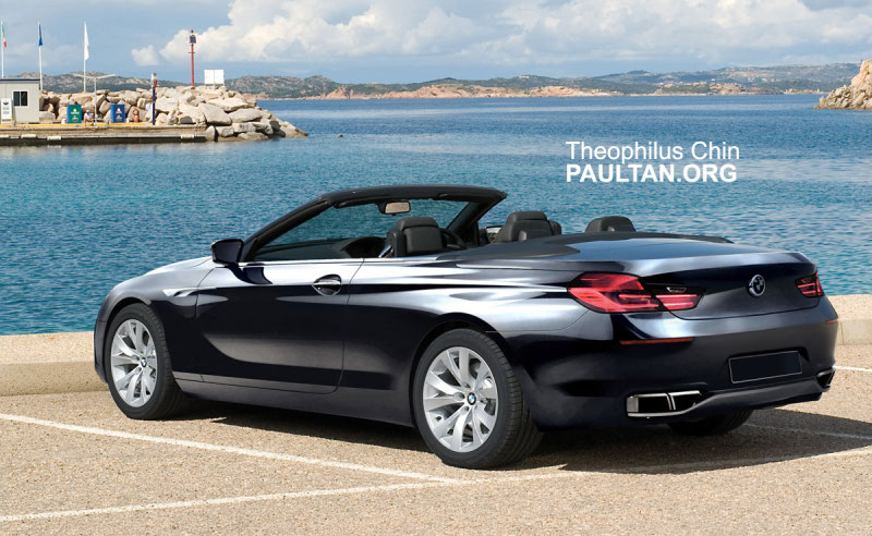2019 BMW Z9 Convertible Concept photo - 4