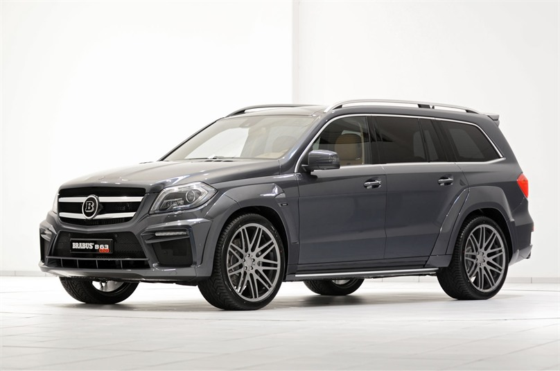 2019 Brabus B63 620 Widestar photo - 1