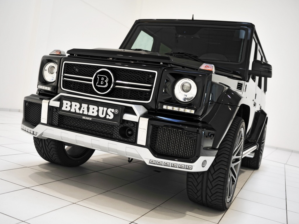 2019 Brabus B63 620 Widestar photo - 2