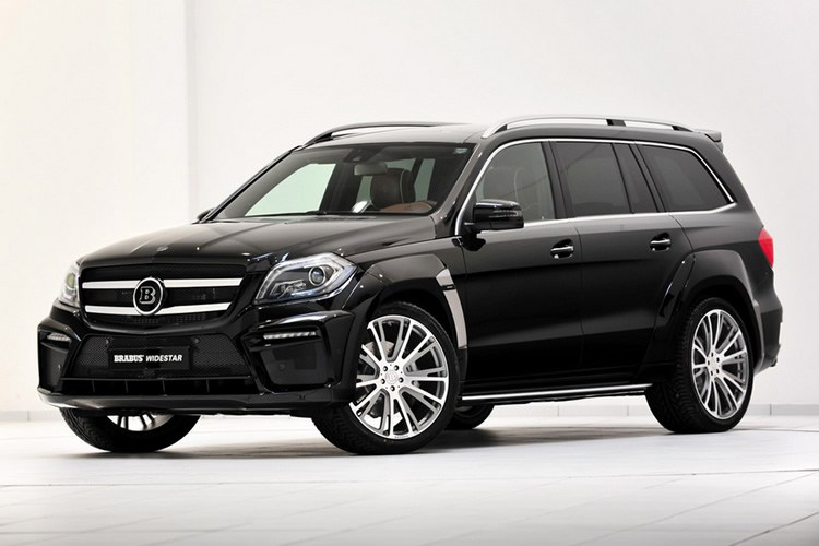 2019 Brabus B63 620 Widestar photo - 5