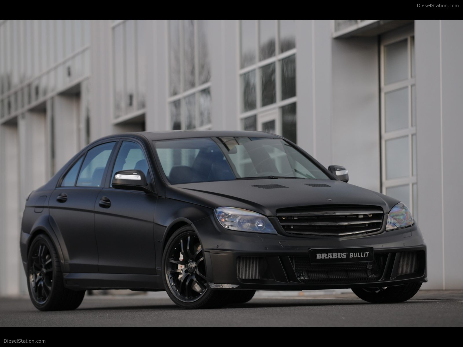 2019 Brabus Bullit Black Arrow photo - 1
