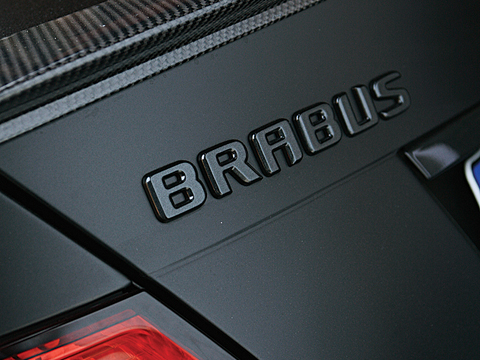 2019 Brabus Bullit Black Arrow photo - 2