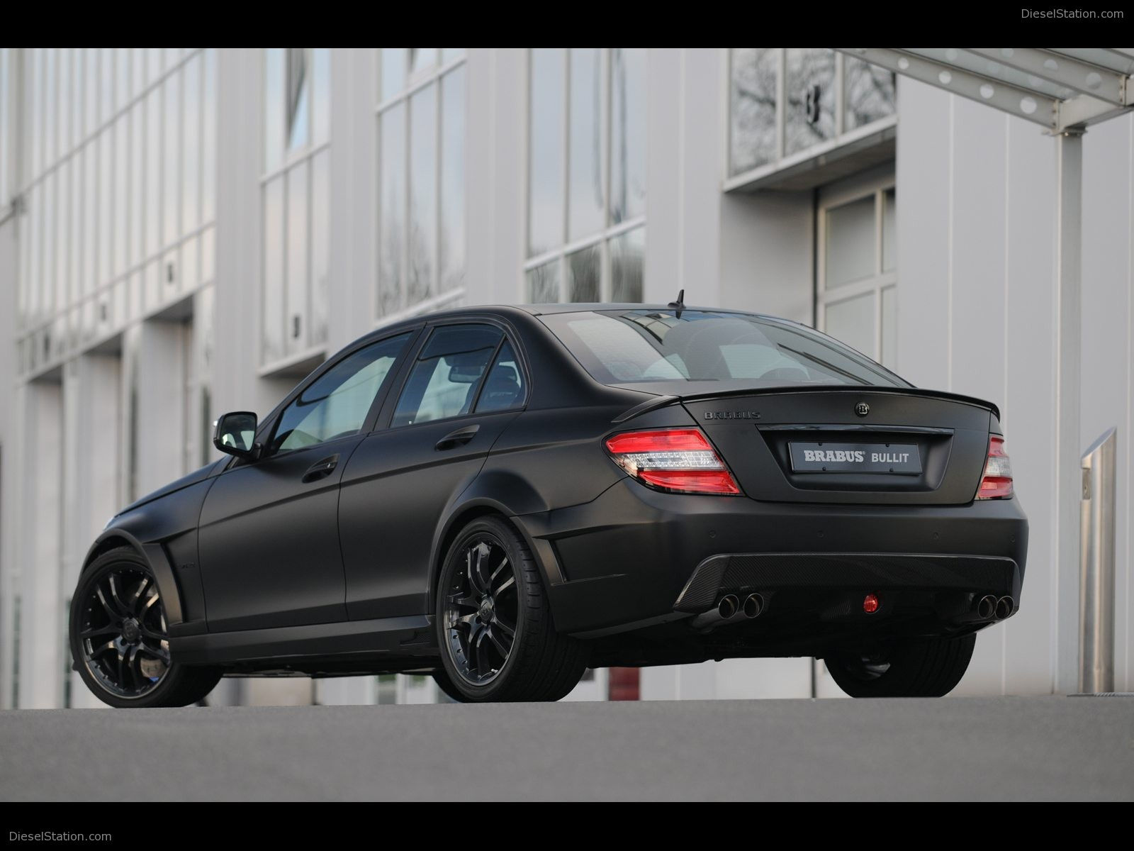 2019 Brabus Bullit Black Arrow photo - 6