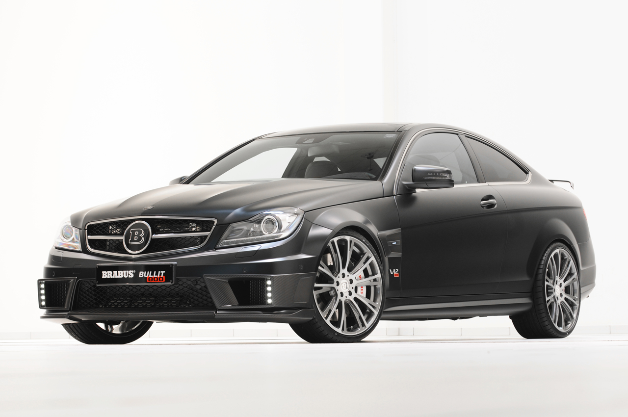 2019 Brabus Bullit Coupe 800 photo - 2