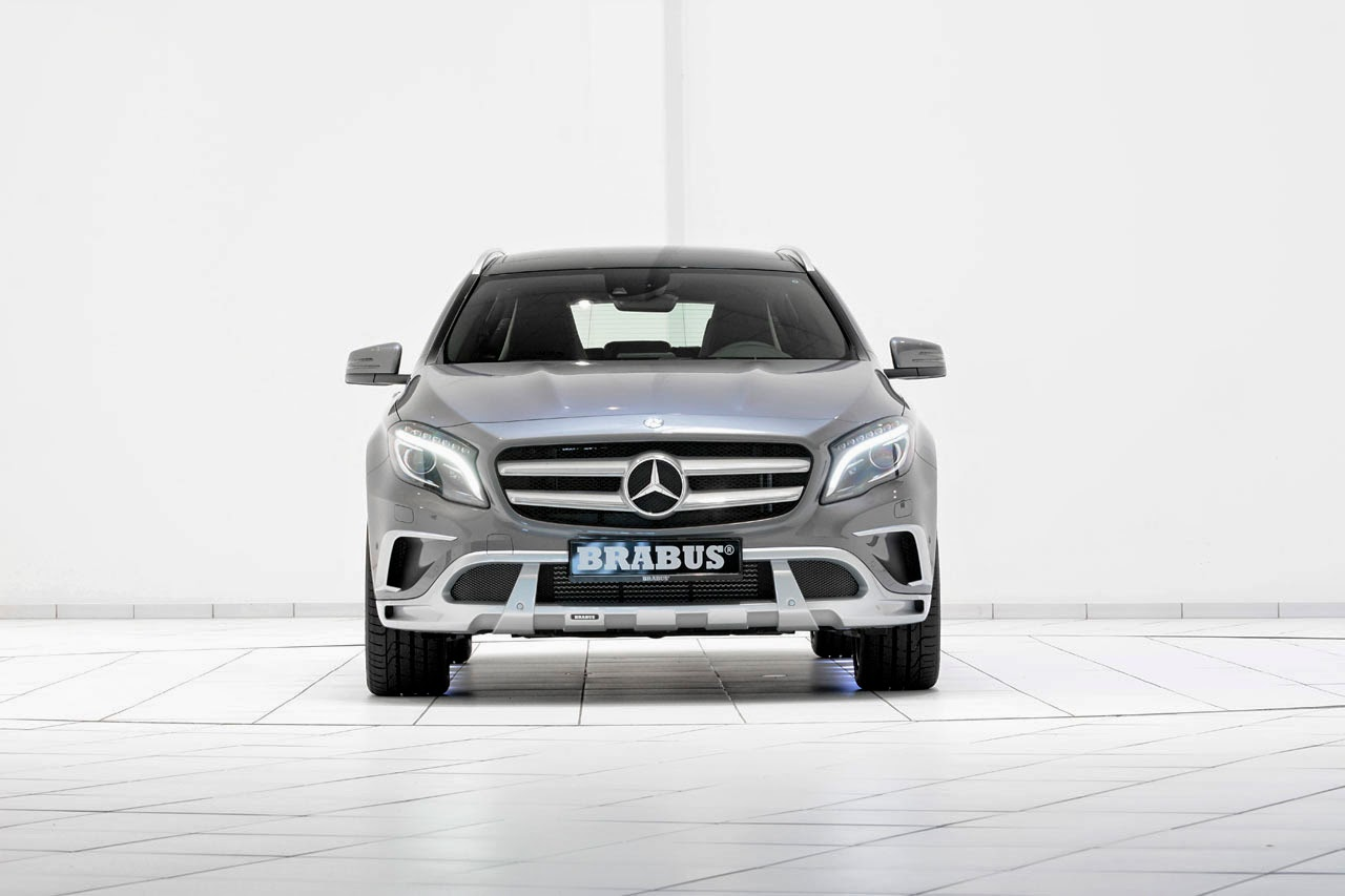 2019 Brabus Mercedes Benz B Class photo - 4