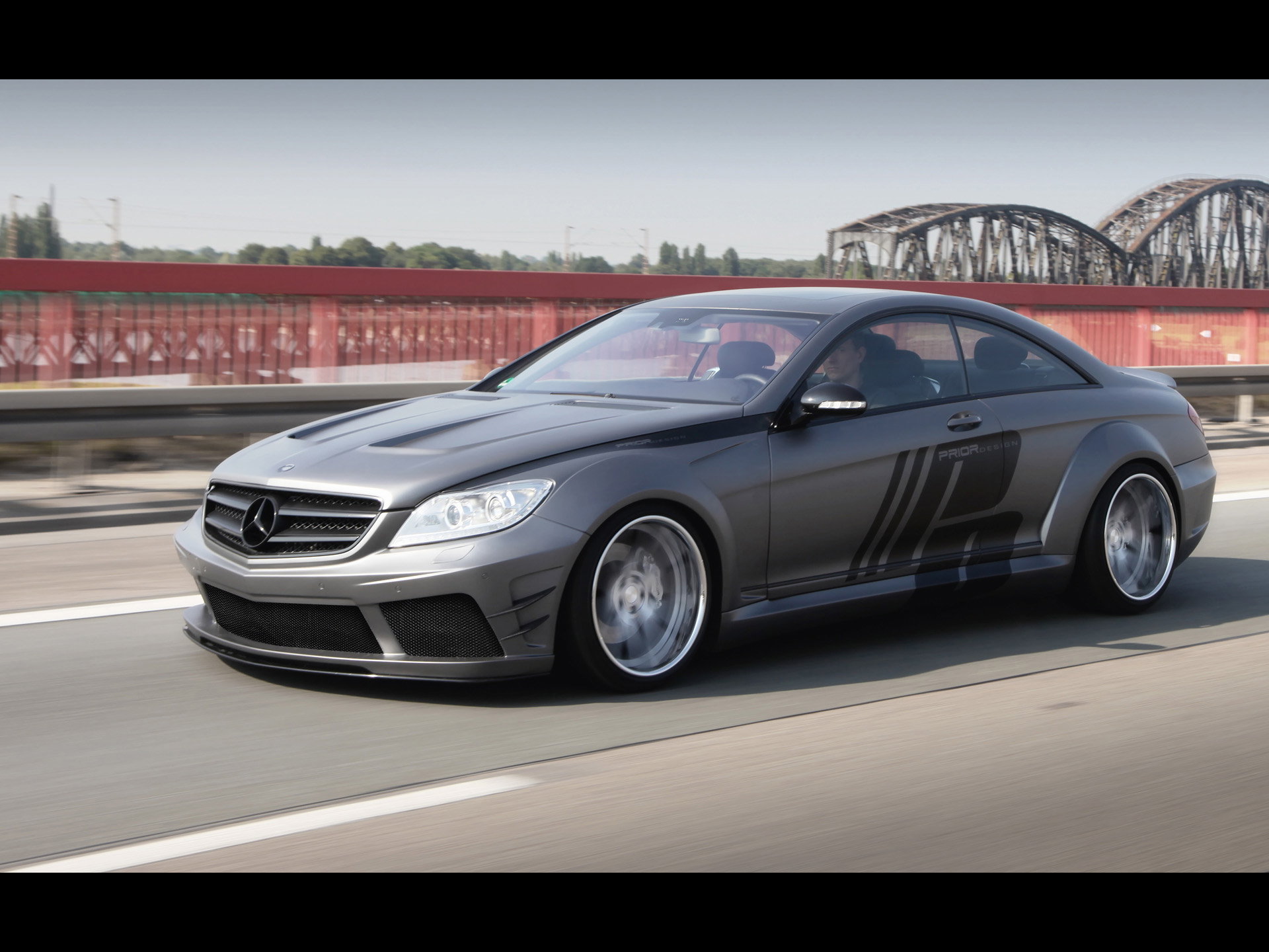 2019 Brabus Mercedes Benz CL Coupe photo - 1