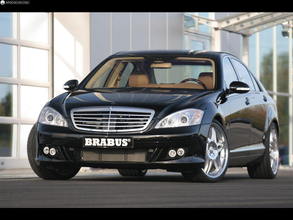 2019 Brabus Mercedes Benz R Class photo - 3