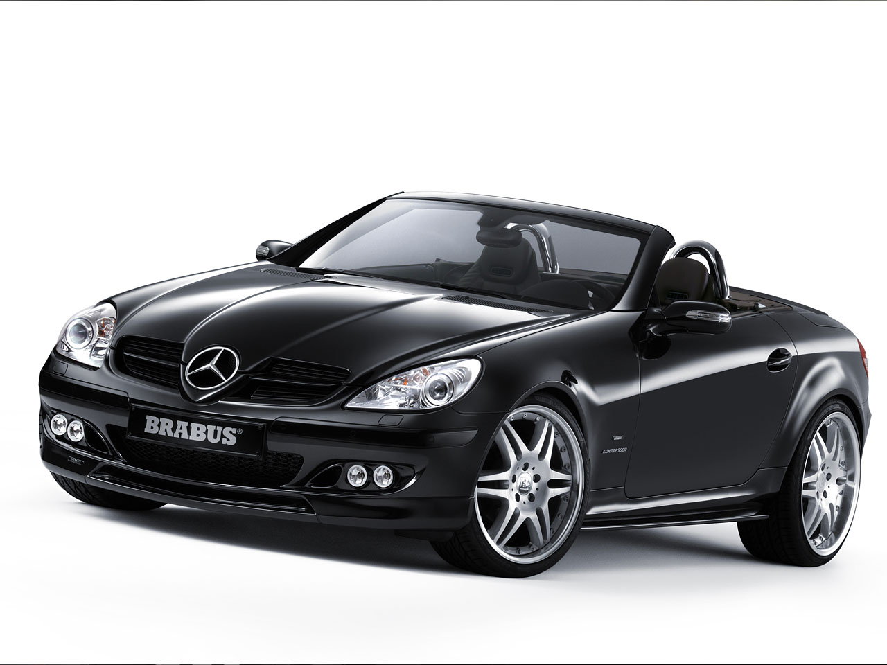 2019 Brabus Mercedes Benz SL Class photo - 4