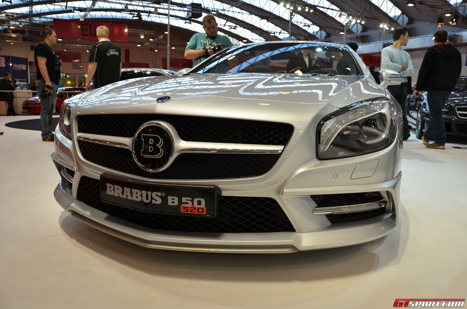 2019 Brabus Mercedes Benz SL Class photo - 6