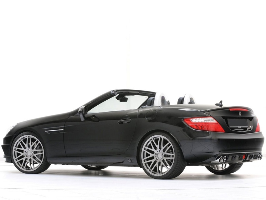 2019 Brabus Mercedes Benz SLK photo - 1