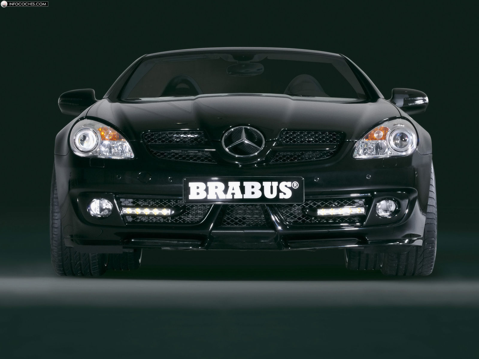 2019 Brabus Mercedes Benz SLK photo - 3