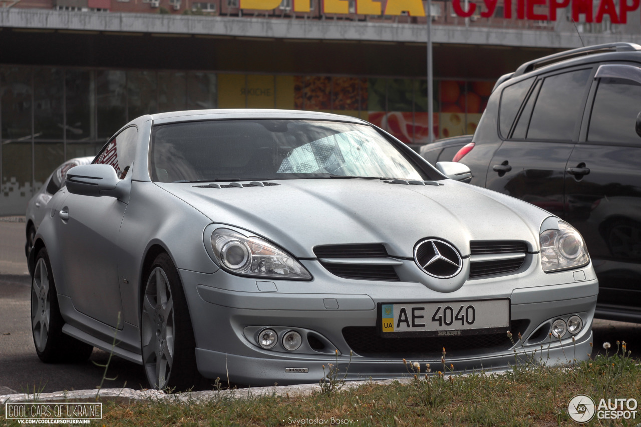 2019 Brabus Mercedes Benz SLK photo - 5