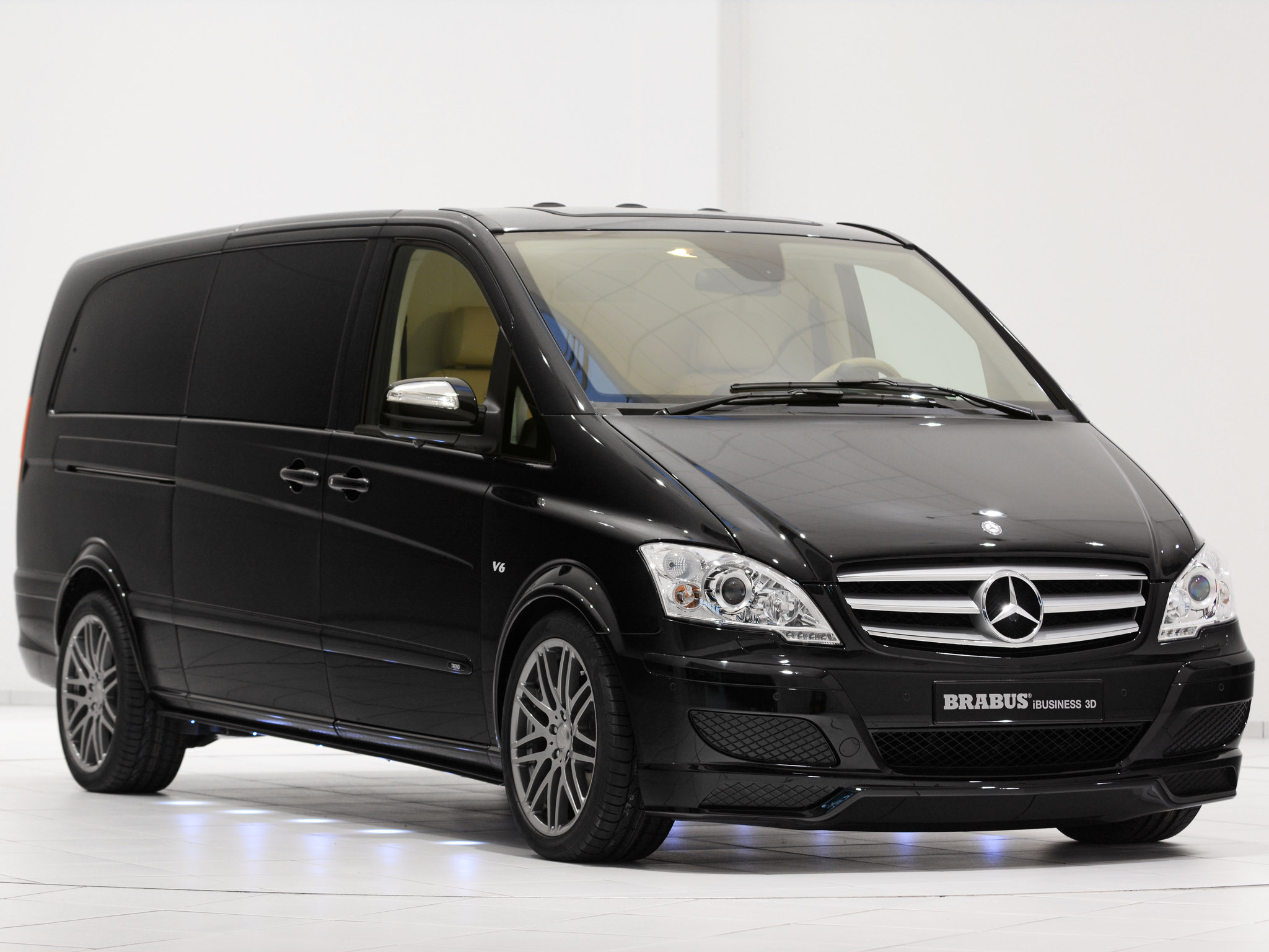 2019 Brabus Mercedes Benz Vaneo photo - 3