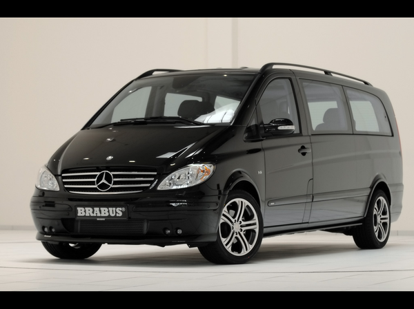 2019 Brabus Mercedes Benz Viano photo - 1