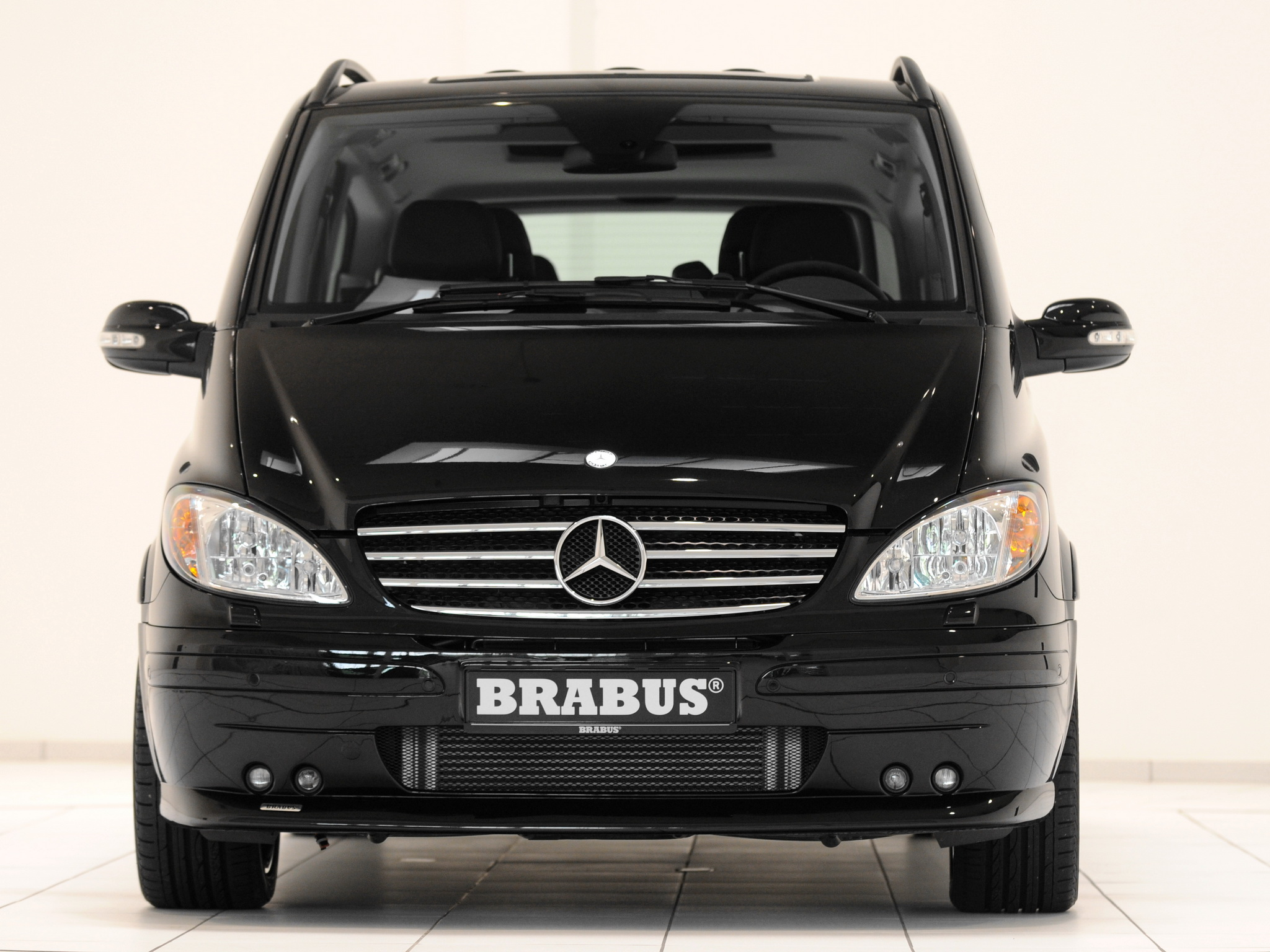 2019 Brabus Mercedes Benz Viano photo - 2