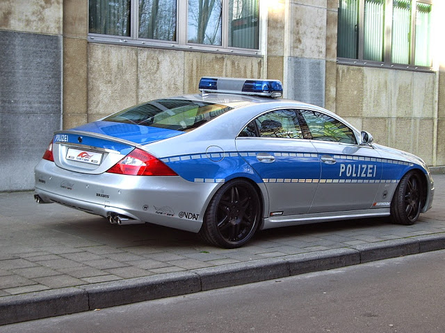 2019 Brabus Rocket Police Car photo - 1