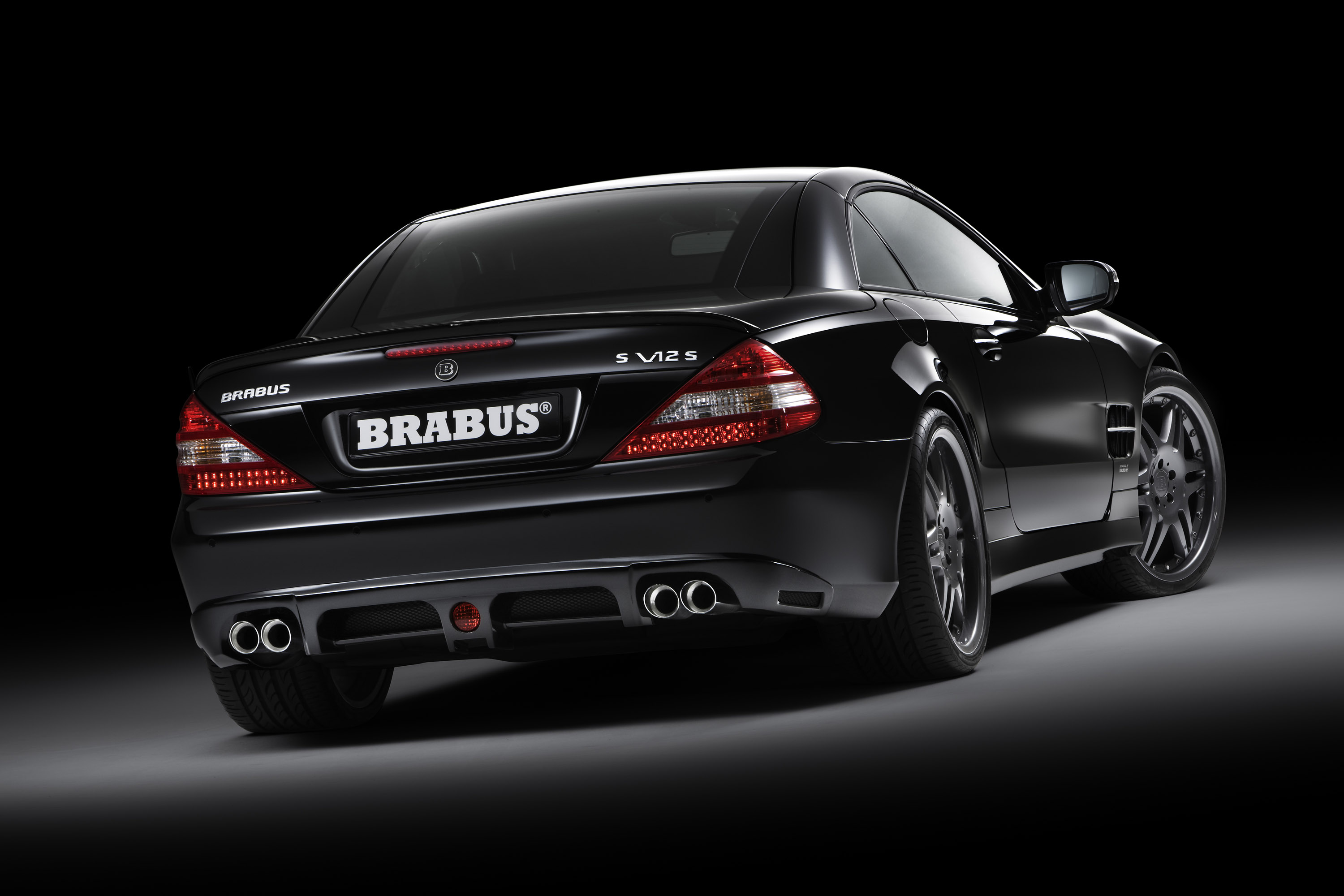 2019 Brabus Rocket Police Car photo - 4