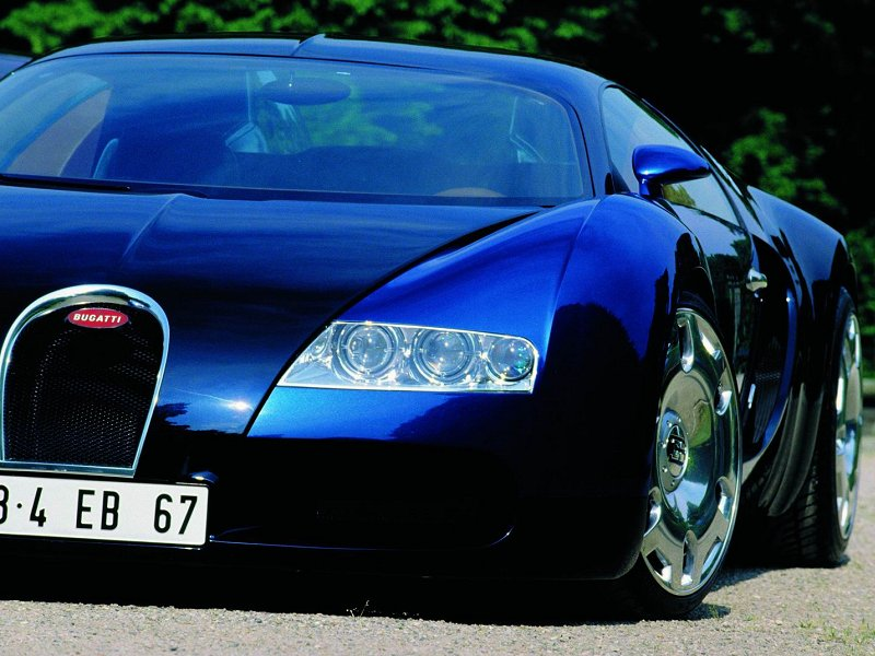 2019 Bugatti EB 18 4 Veyron Concept photo - 1