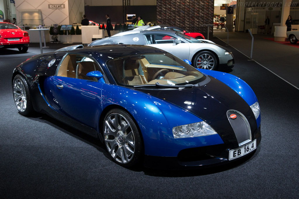 2019 Bugatti EB 18 4 Veyron Concept photo - 4