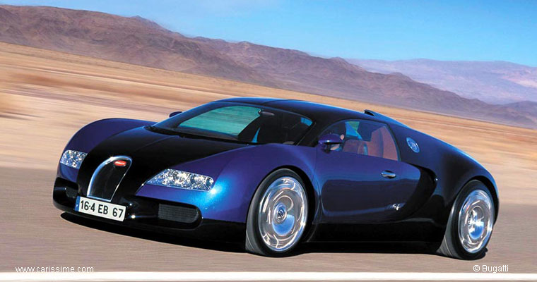 2019 Bugatti EB 18 4 Veyron Concept photo - 5