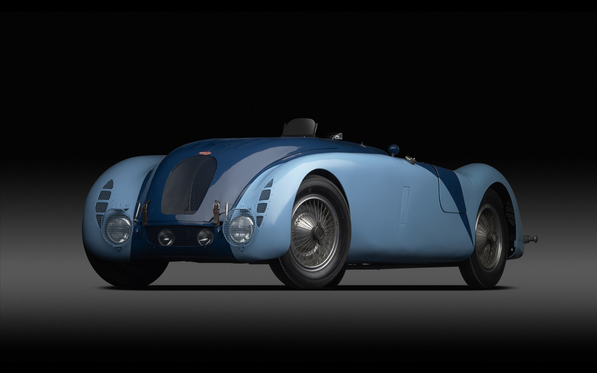 2019 Bugatti Type 57G Tank photo - 2