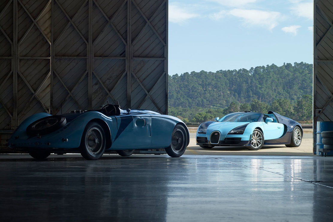 2019 Bugatti Type 57G Tank photo - 3