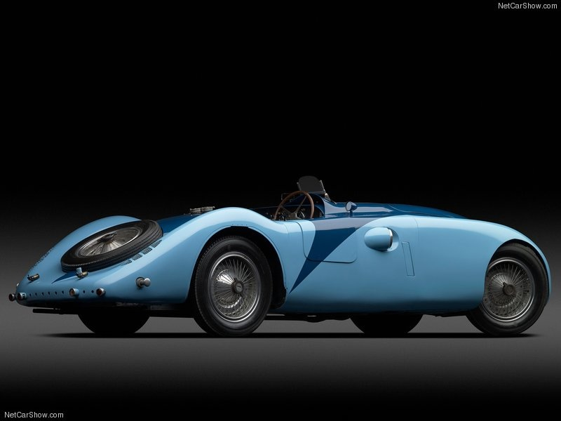 2019 Bugatti Type 57G Tank photo - 5