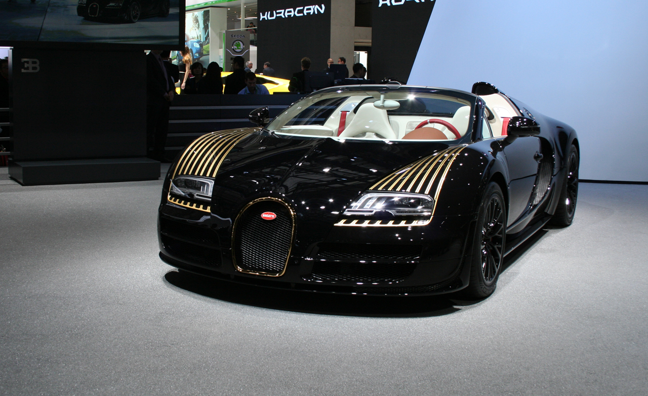 2019 Bugatti Veyron Black Bess Car Photos Catalog 2018
