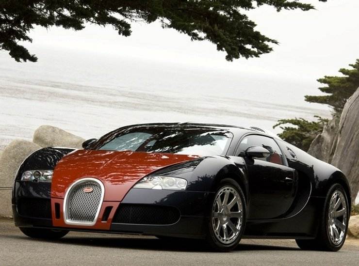 2019 Bugatti Veyron Fbg par Hermes photo - 1