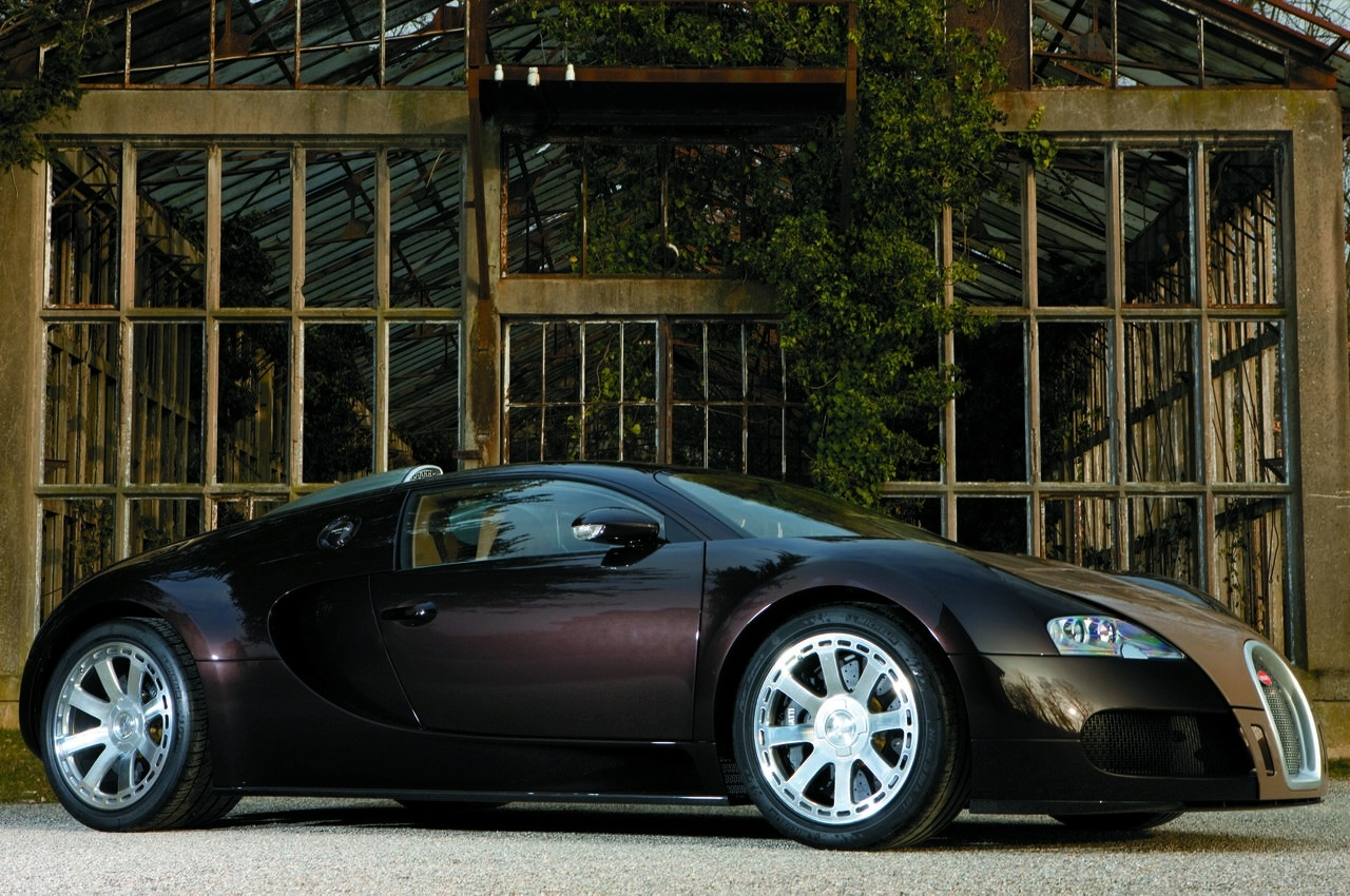 2019 Bugatti Veyron Fbg par Hermes photo - 6