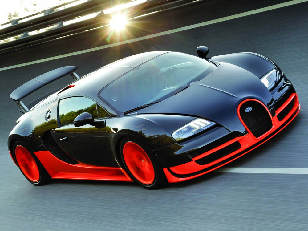 2019 Bugatti Veyron Grand Sport photo - 2