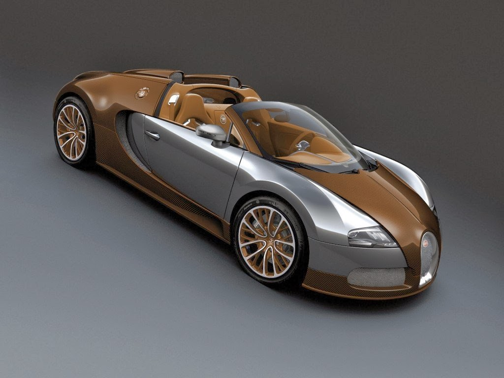 2019 Bugatti Veyron Grand Sport photo - 4