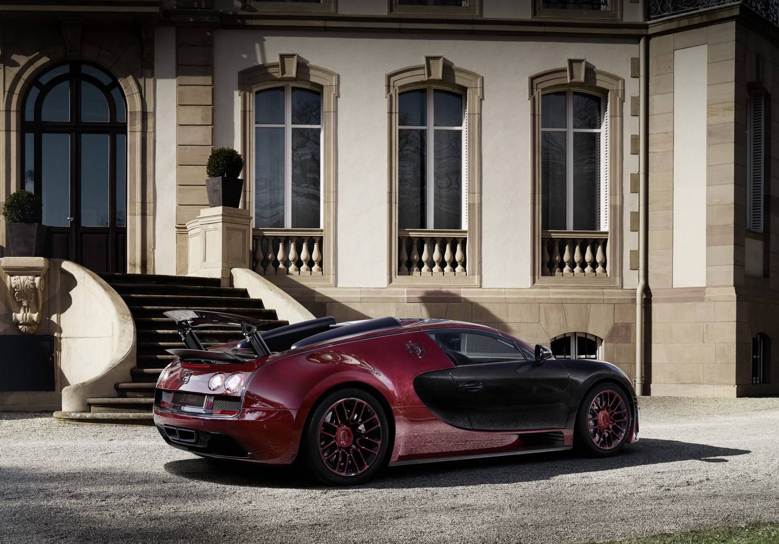 2019 Bugatti Veyron Grand Sport photo - 5