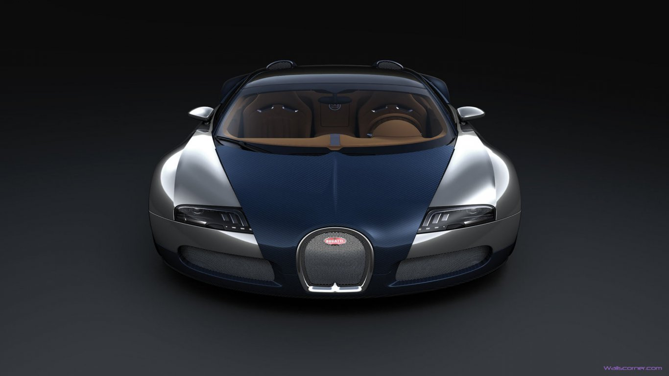 2019 Bugatti Veyron Grand Sport Sang Bleu photo - 4