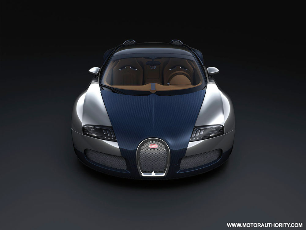 2019 Bugatti Veyron Grand Sport Sang Bleu photo - 6
