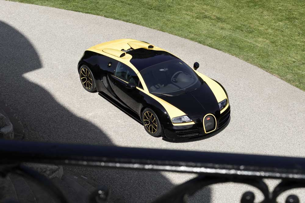 2019 Bugatti Veyron Grand Sport Vitesse 1of1 photo - 1