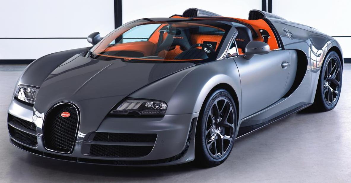 2019 Bugatti Veyron Grand Sport Vitesse 1of1 photo - 5