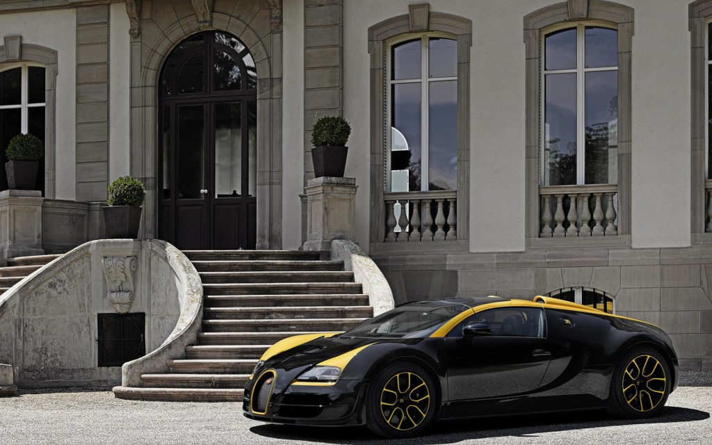 2019 Bugatti Veyron Grand Sport Vitesse 1of1 photo - 6