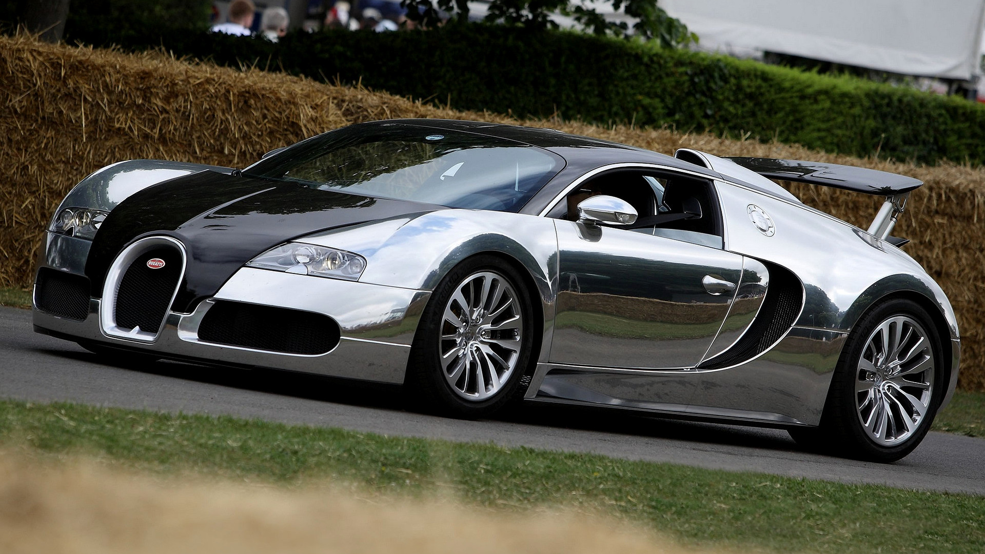 2019 Bugatti Veyron Pur Sang photo - 3