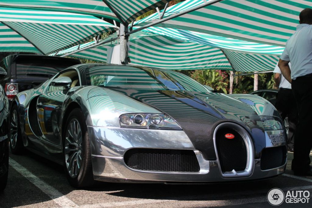 2019 Bugatti Veyron Pur Sang photo - 4